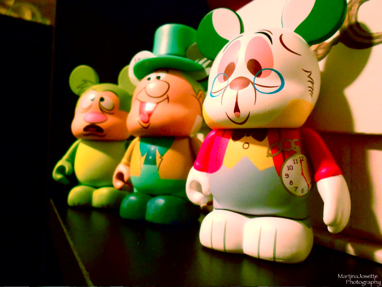 martinajosettephotography:  Alice Vinylmations