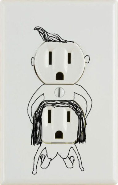 homedesigning:  And the power outlet of the day goes to…