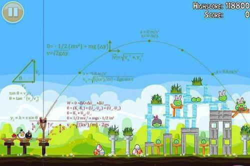 silverhakai:  Angry Birds: The Engineering Level [x]