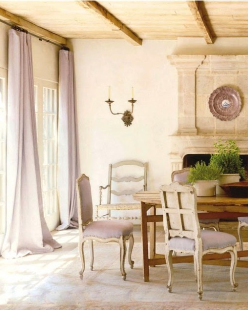 shabby chic in provence
