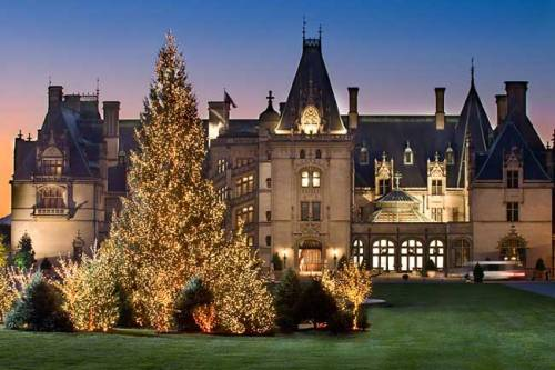 christmas biltmore holiday