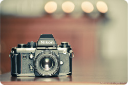 Nikon F3 Bokeh by Katrox on Flickr.