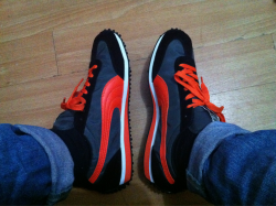 New kicks before 2012!