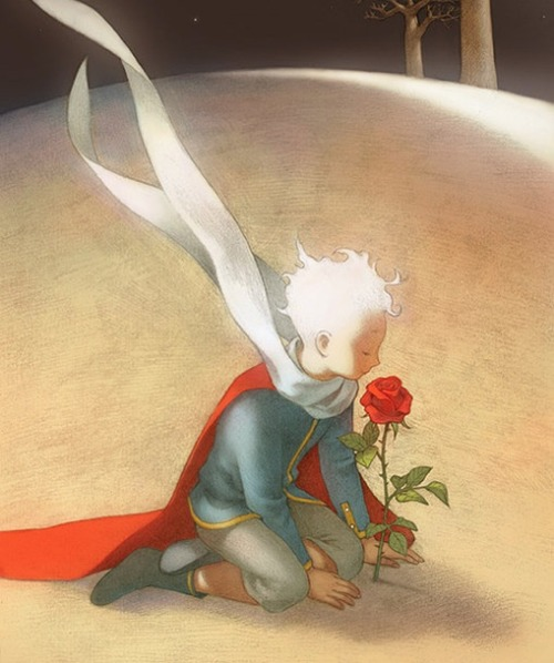 djevojka:  Bin Lee, The Little Prince