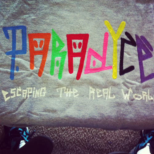 PARADYCE crew neck fall 2011