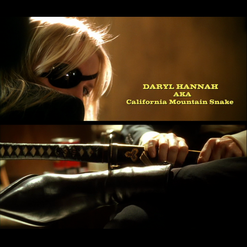Screenshot-Collage made by www.automatiker.tumblr.com (Kill Bill Vol.2)