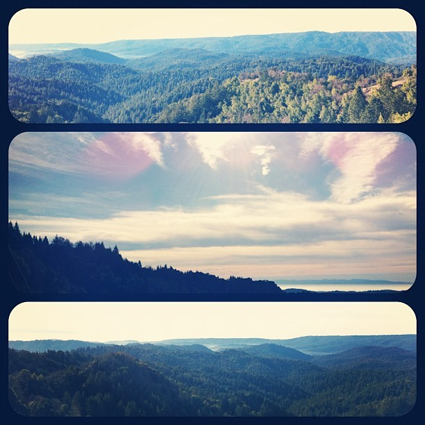 All sorts of beautiful. (Taken with Instagram at Bear Creek Road)