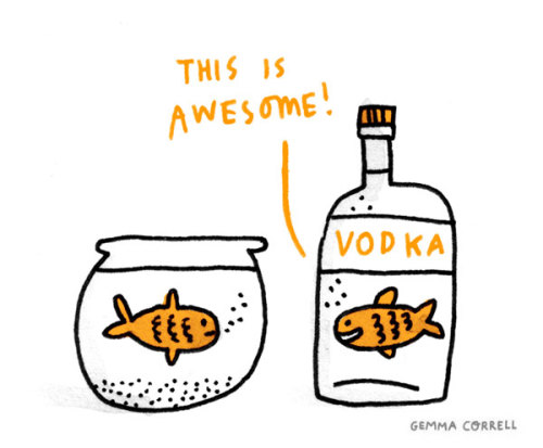 Awesome by Gemma Correll  Artist: flickr / website / blogspot