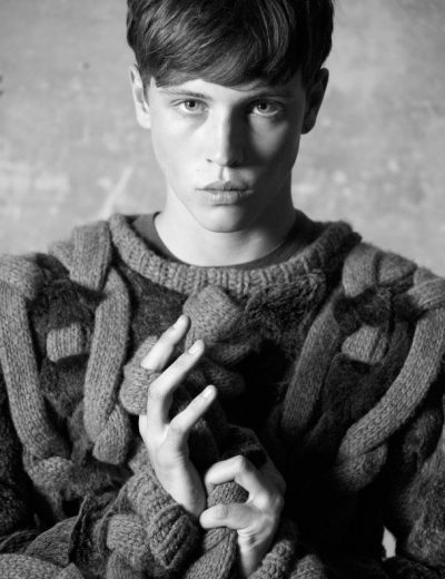 Jake Cooper by Saverio Cardia || Hush Magazine December 2011
