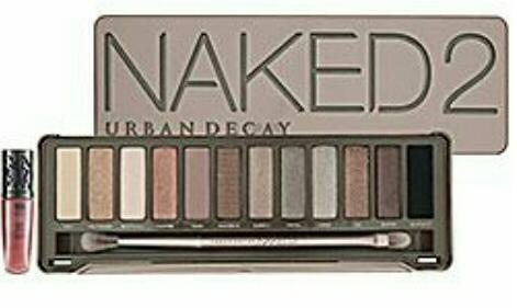 So i just ordered the naked 2. I really hope i like it… considering i've never even used the original naked. Im terrible at buying things randomly without much thought lol.