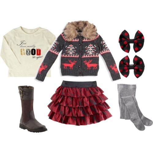 Holiday Fun! by soleildemavie on polyvore.com