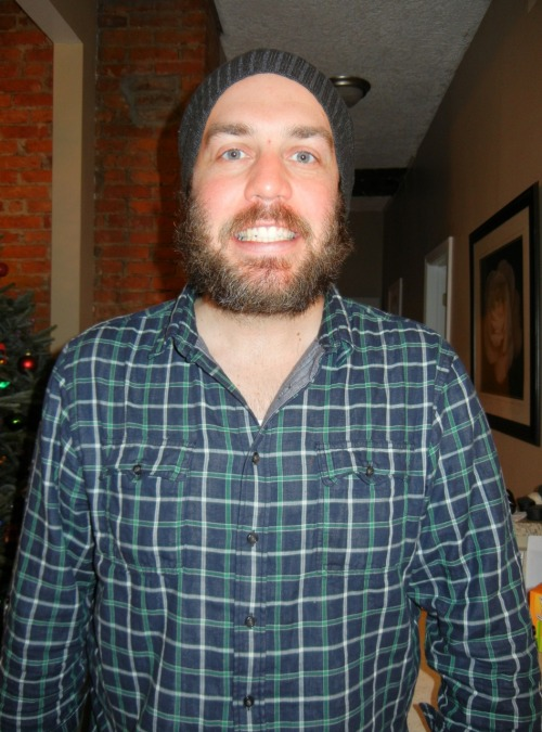 johnrimer:  After 8 weeks, this is the result of my beard experiment.  I am probably shaving tonight, but it has been fun to grow and I'm glad to have reached my $100 No-Shave November / Disheveled December goal for www.autismspeaks.org  Being bearded is a relatively small fraternity and it was fun to be welcomed into the brotherhood by the hairy and clean-shaven alike.  It's not just facial hair, it's a lifestyle.  And hell, it will always grow back.    Your beard is impressive.  Alliteration is nice.  Autism Speaks is not.  Read this: http://www.dailykos.com/story/2007/05/19/336513/-An-Autistic-Speaks-About-Autism-Speaks If  you have not made a legally-binding promise, give the money to a worthy  charity instead.  If you are specifically interested in helping  autistic people, consider sending it here: http://www.autisticadvocacy.org/