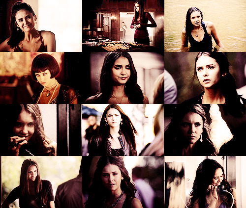 Jess's Choice of Best Hair of 2011 Nina Dobrev, The Vampire Diaries: Season 3