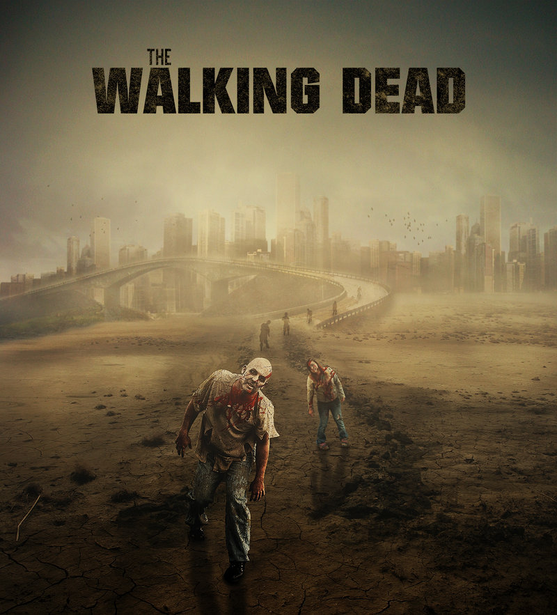 xoctox:  The Walking Dead by *crilleb50