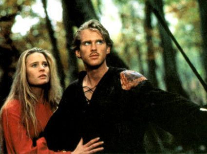 The Princess Bride (1987) Director : Rob Reiner Starring : Robin Wright, Cary Elwes My Rating : ******* 7 / 7