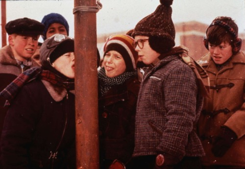 This just never gets old.  A Christmas Story (1983) Director : Bob Clark Starring : Peter Billingsley, Melinda Dillon, Darren McGavin My Rating : ******* 7 / 7