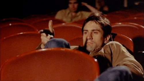 I could watch this everyday.   Taxi Driver (1976) Director : Martin Scorsese Starring : Robert De Niro, Cybill Shepherd, Jodie Foster My Rating : ******* 7 / 7