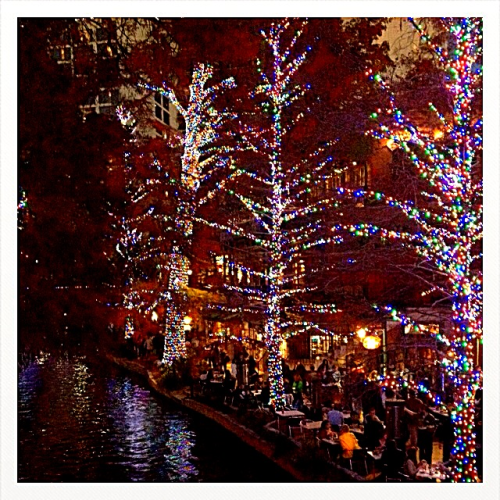 The River Walk, San Antonio, Texas
