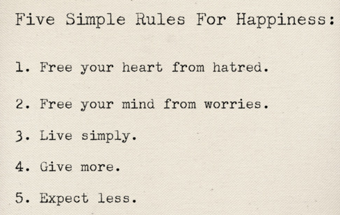 refriedhippie:  The Simple Life