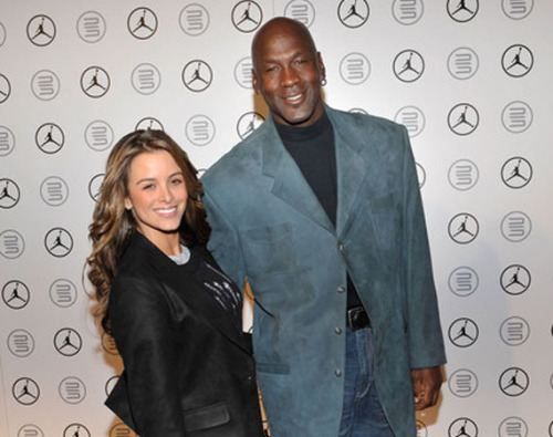 ijstdgaf:  Michael Jordan Official Engaged Enjoying the perks of life following his championship-filled NBA career, MJ officially confirms his engagement to longtime girlfriend Yvette Prieto. Dating the Cuban-born Prieto for the past three years, this will be Jordan's second marriage after a 2006 divorce that ended a 17 year marriage with Juanita Jordan. MJ Made the engagement official today on Charlotte's WCNC Television, saying he proposed to Prieto on Christmas Day. No official date for the wedding just yet, however it will definitely be interesting to see MJ's choice of footwear for the big day.