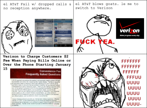 Verizon Rage