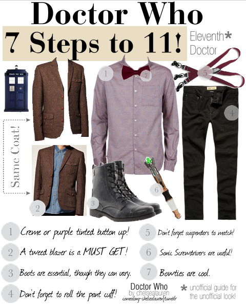 7 Steps To 11th Doctor! | Doctor Who - Click here!