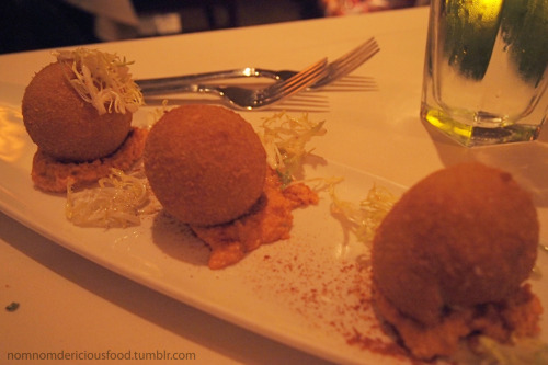 Crispy Potato Croquettes @ Roy's Restaurant in Pasadena