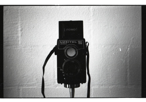 NIKON F-601 - LOMOGRAPHY EARL GREY 100: Gotta Love TLRs! My first ever self-developed film. HC110 (by maxwellmaxen on Lomography)