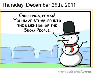 The Dimension of the Snow People