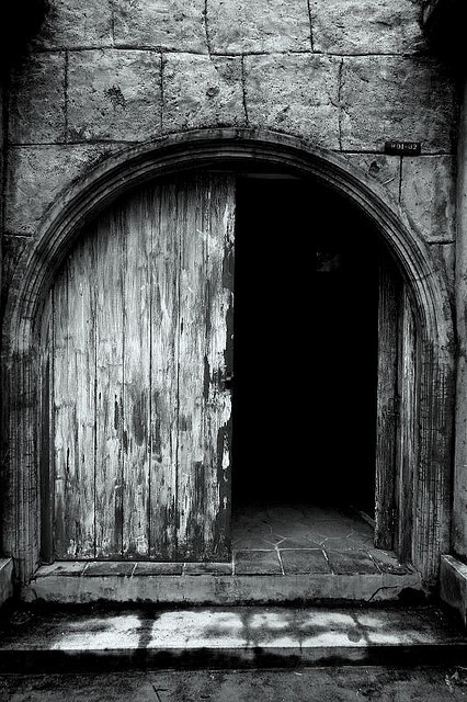 mythopoetical:  Castle Door by judhi on Flickr.
