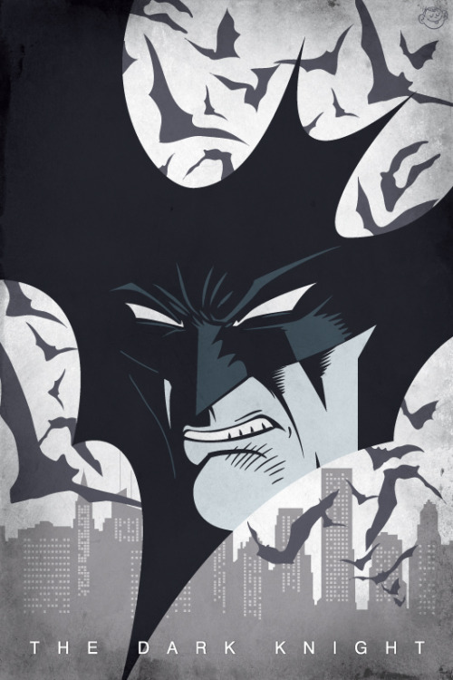 herochan:  The Dark Knight - by Dennis Salvatier  Blog || deviantART || Tumblr  (via:xombiedirge)