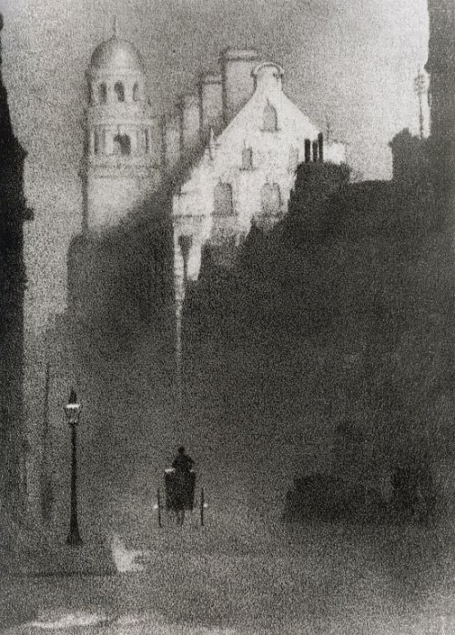 John Dudley Johnston Liverpool - An Impression, 1906