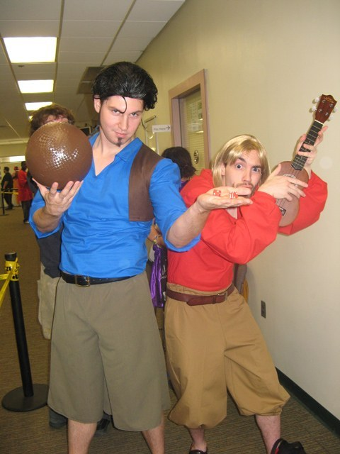 HHAAHAHAHA MIGUEL AND TULIO