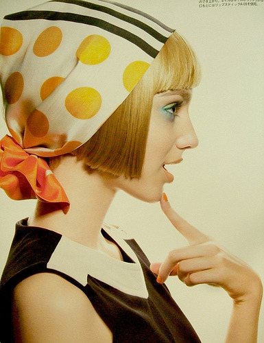 mary quant by chuan