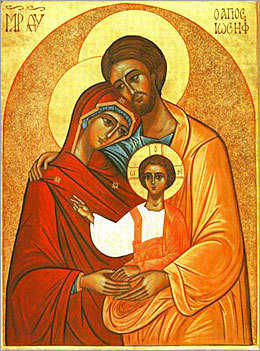 Merry sixth day of Christmastide: catholic feast of the Holy Family!