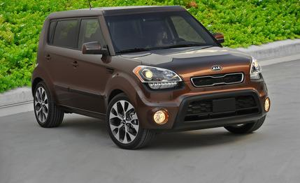 Tested: 2012 Kia Soul 2.0 Exclaim is the same old Soul, but now with a little more spirit