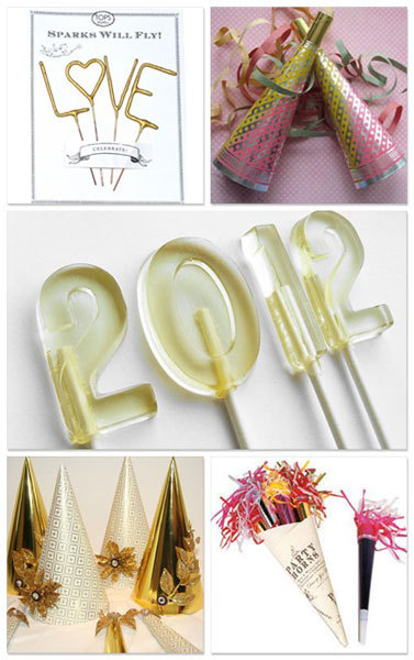new year's eve party accessories