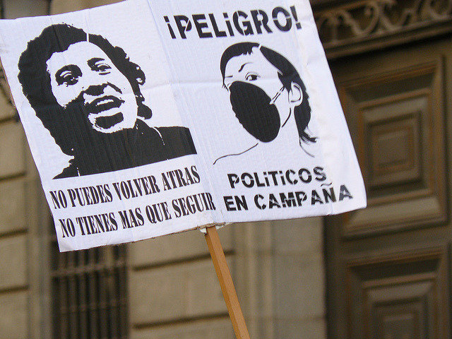 Democracia Real, ¡Ya! - 15/05/2011 by Álvaro Herraiz San Martín on Flickr.