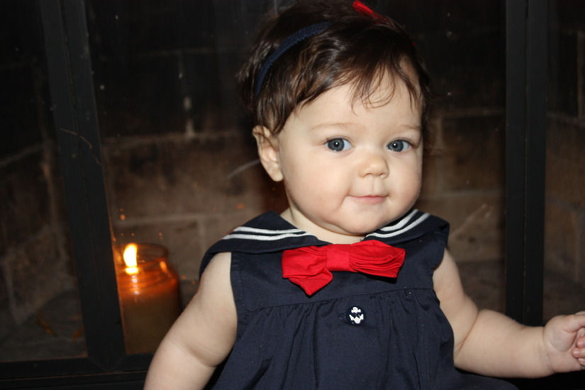 Sail away, cutie! Congrats to the proud mama of this week's zulily Cutie Contest winner! Submit an adorable snap of your little one here for a chance at a $10 zulily store credit!
