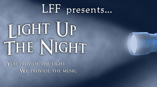 Light Up The Night - Light Falls Forward