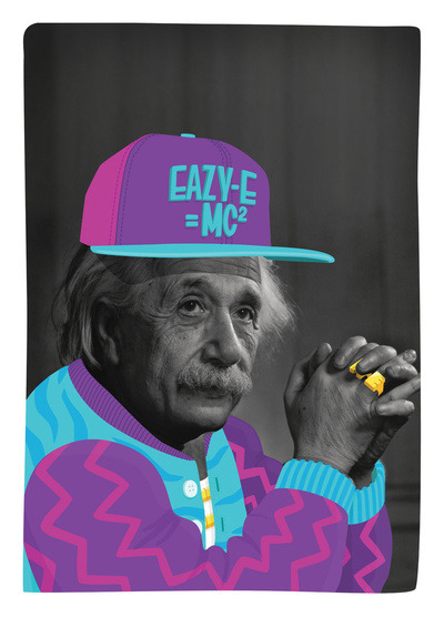 jaymug:  Einstein by Mason London