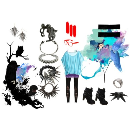 Skrillex - Scary Monsters and Nice Sprites by xelius Boredom got the best of me.