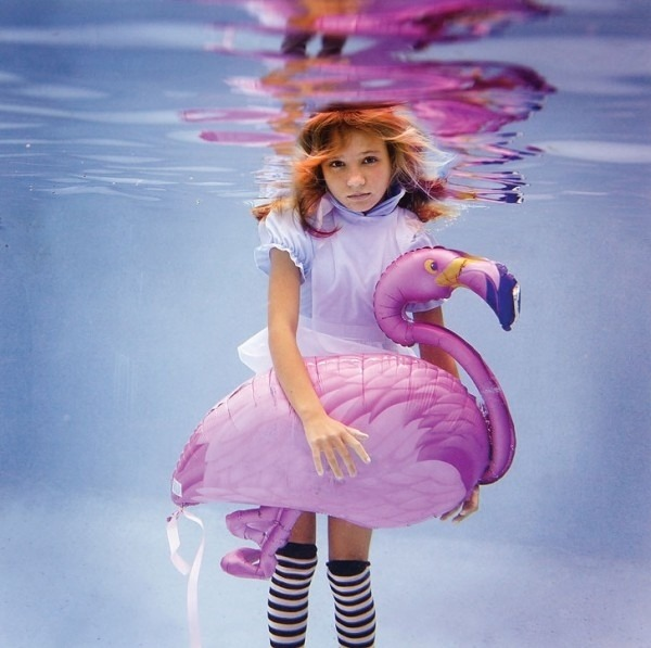 Alice in Waterland  by elenakalisphoto.com