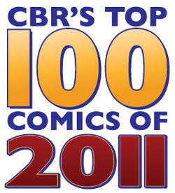 CBR's top 100 is finished and up! Hurrah! My blurbs got used in Ultimate Spider-Man (#8), Animal Man (#2) and Wolverine & the X-Men (#23). I was really honored to be involved in this this year, as I have read CBR for years. Yeah! And my own personal top 20 is up over at my comics blog, Digsy Is Comics.
