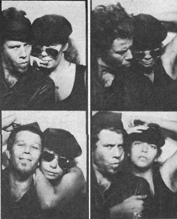Tom Waits & Ricky Lee Jones, 1979