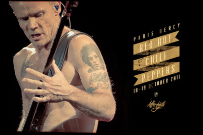 Les voilà enfin, les photos des Red Hot Chili Peppers prises lors du concert qui à eu lieu à Bercy le 18 octobre pour Nous Production.  Visible ici : http://www.afterdepth.com/#2524399/Red-Hot-Chili-Peppers