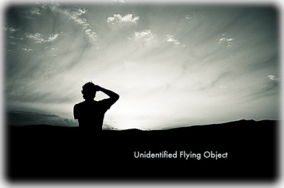 Unidentified Flying Object  short fiction  // ]]]]]]> // ]]]]>]]>