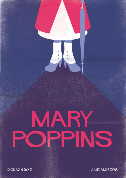 That's a piecrust promise. Easily made, easily broken. Mary Poppins by Richard Page :: via rubbberrodeo.blogspot.com