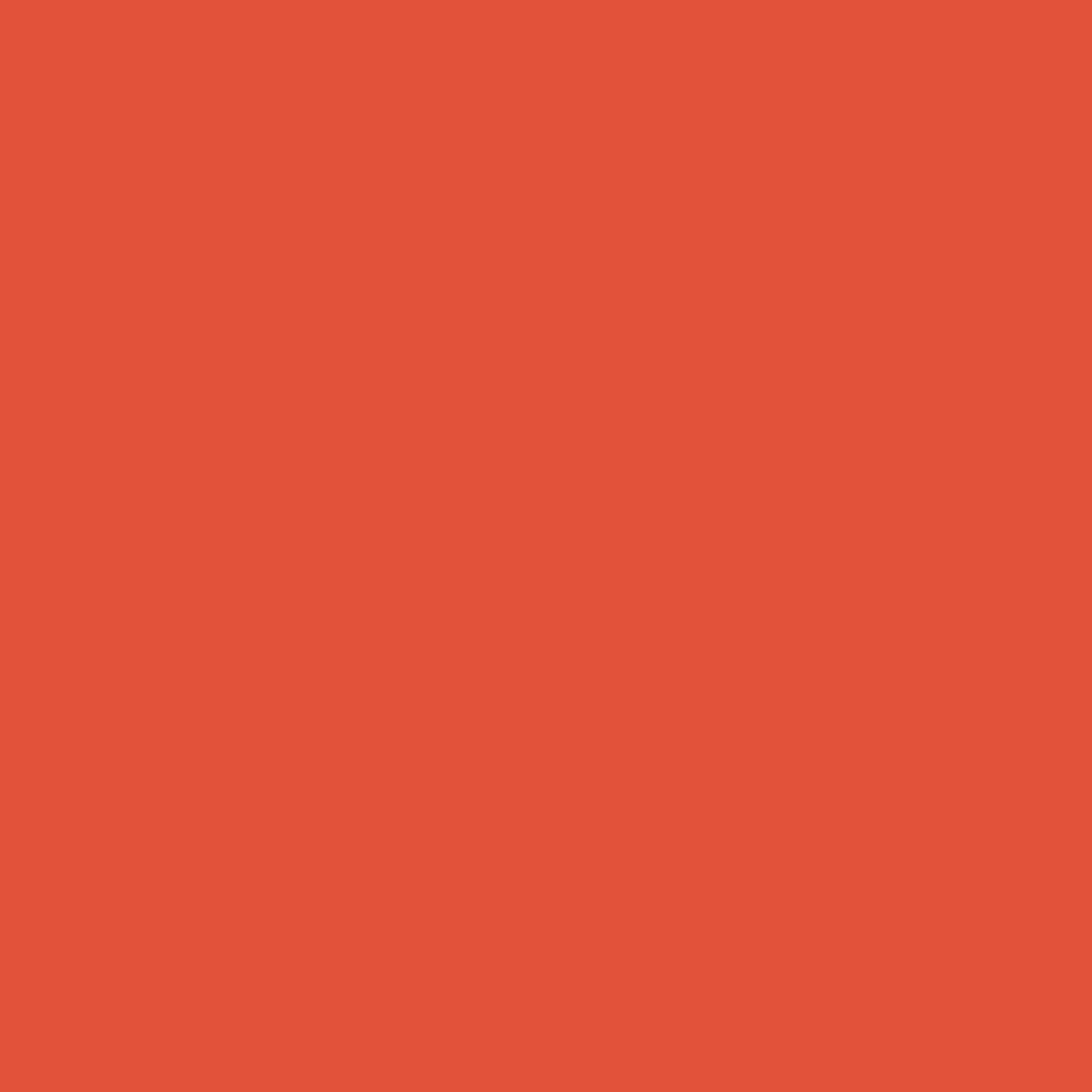 2011 PANTONE Color of the year.  PANTONE 17-1463 Tangerine Tango