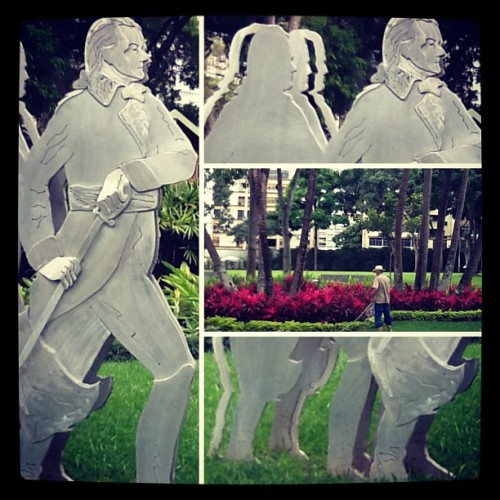 #caracas #estancia #miranda (Taken with instagram)